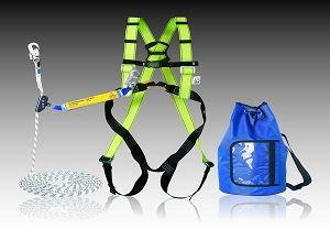 PSA - persönliche Schutzausrüstung